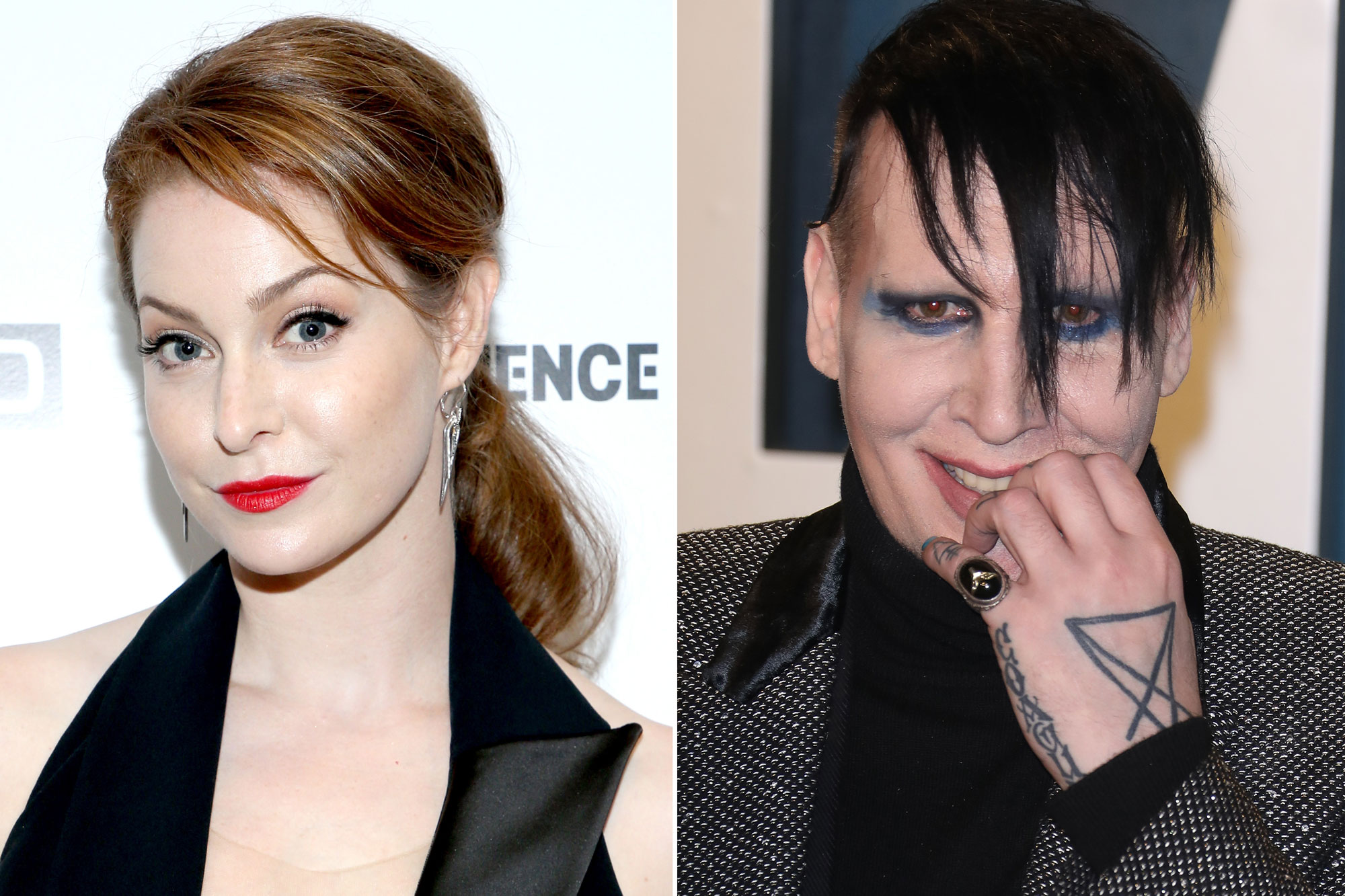 Marilyn Manson Files to Dismiss 'Game of Thrones' Star's Sex Assault Case Against Him