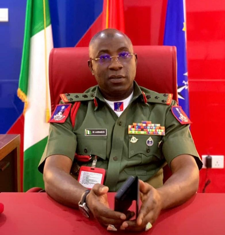 Nigerian Army Confirms Murder of General Hassan Ahmed