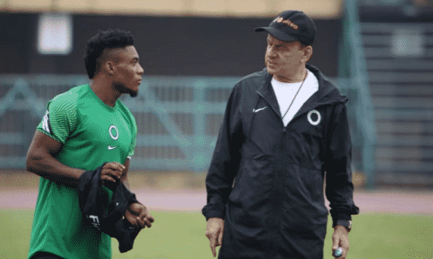 EURO 2020: Rohr to Adopt Multi-system for Super Eagles