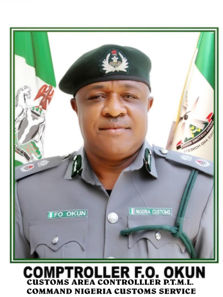 Customs PTML Command Generates N104.6Bn in 6 Months.