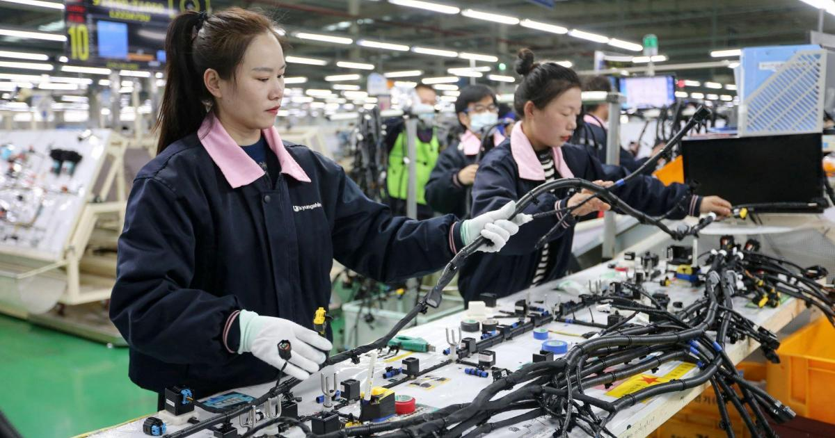 China Exports Post Surprise 32% Spike in June