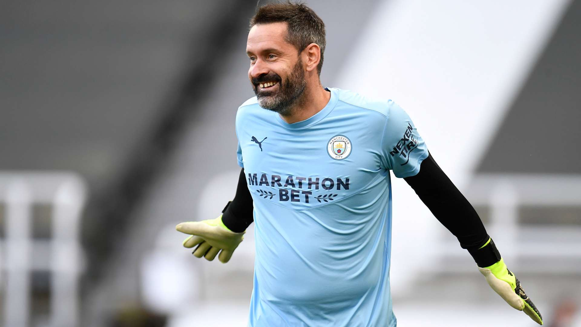 Scott Carson Signs One-Year Contract with Man City