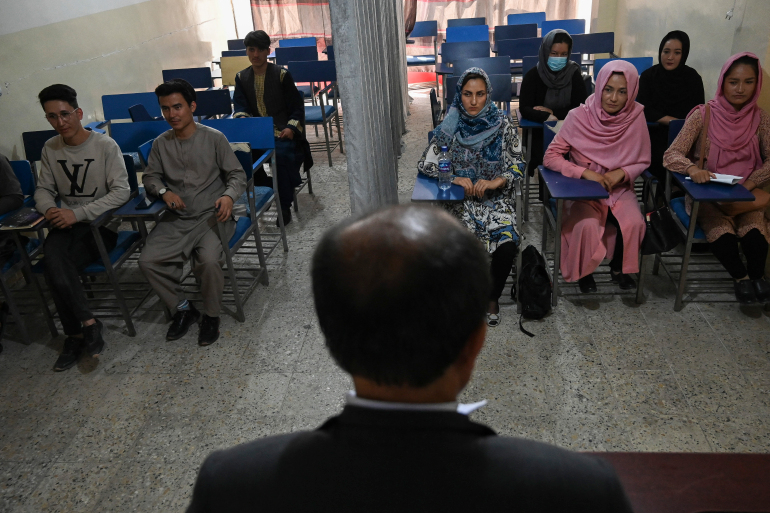 Afghan Universities will be Segregated by Gender - Taliban