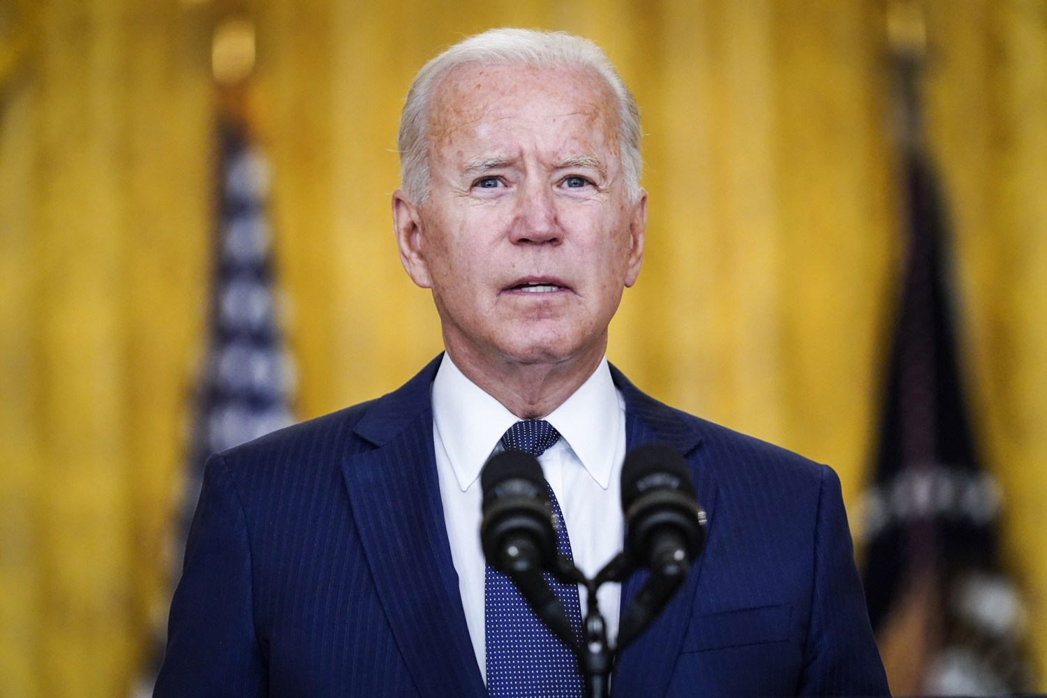 Biden Announces New Vaccine Requirements in US to Fight COVID