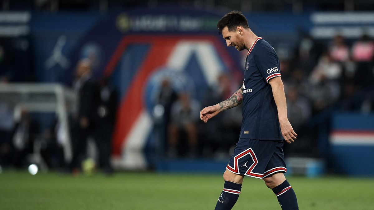 Messi to Miss PSG's Match Against Montpellier