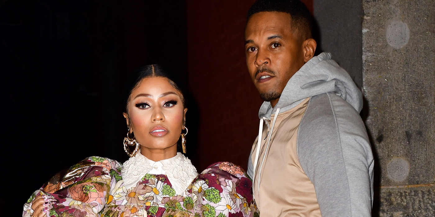 Nicki Minaj's Husband Kenneth 'Petty Pleads Guilty Over Failing to Register as Sex Offender