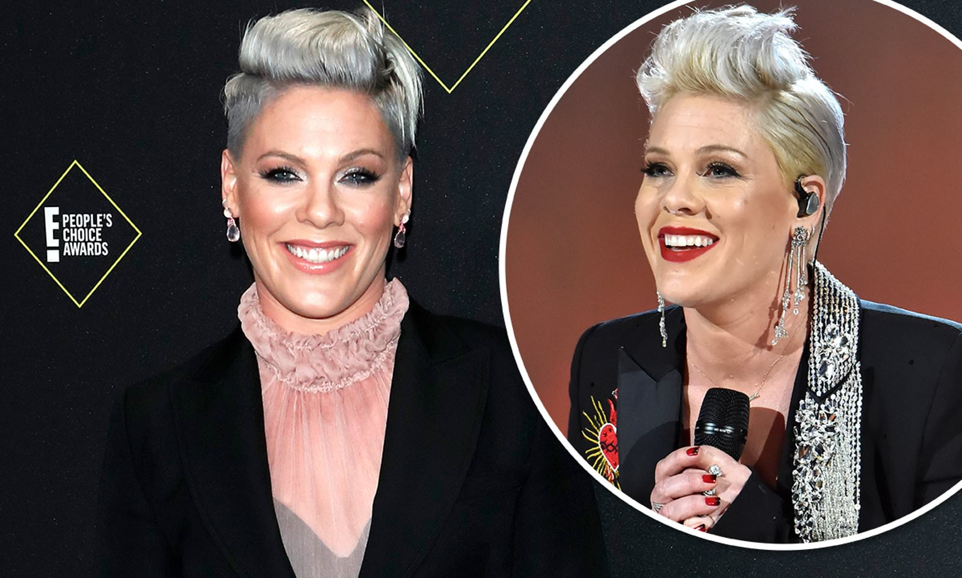 Pink Becomes UK's Most-Played Female Artist of 21st Century