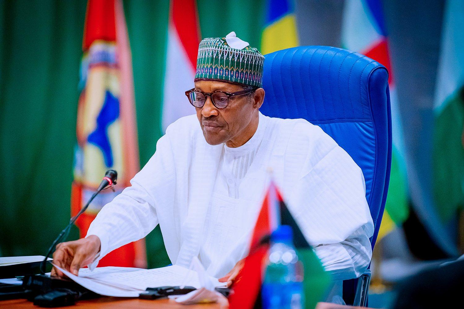 Buhari to Present 2022 Budget to National Assembly Thursday