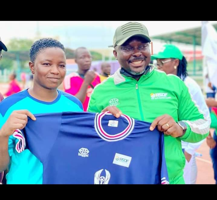 `I Promise To Do More` - Ghana Police Ladies FC Goalkeeper Elated After Winning Woman Of The Match