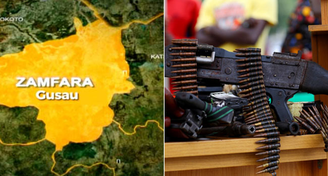 The Zamfara state house of assembly has suspended two of its members