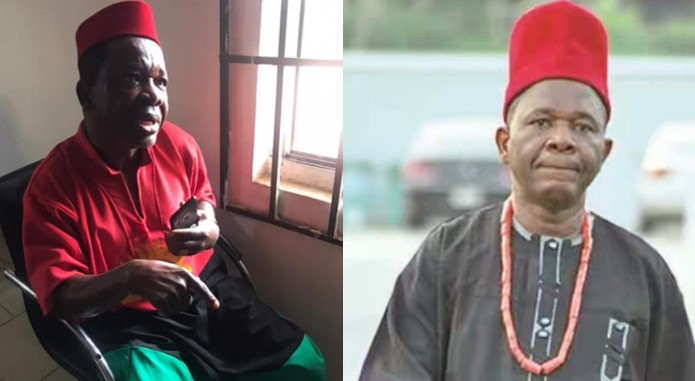 Army Confirms Arrest of Veteran Nollywood Actor, Chiwetalu Agu; Releases Him a Day After