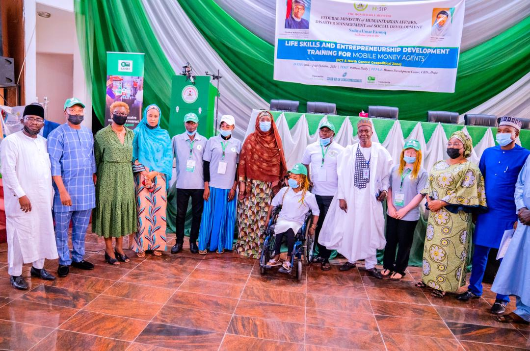 Umar Farouq Flags Off Mobile Money Agents Training in FCT, North Central Zone